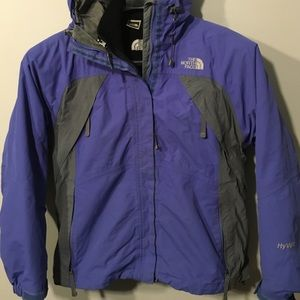 The North Face Jacket Double Layer lining EUC